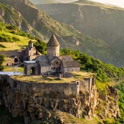 Circuit en Arménie : Le Patrimoine de l'Arménie