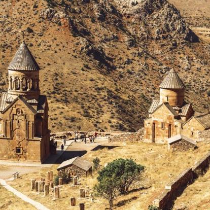 Voyage en Arménie : Randonnée et Découverte Culturelle