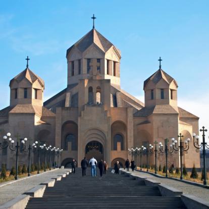 Circuit en Arménie : Sur les Traces de Noé