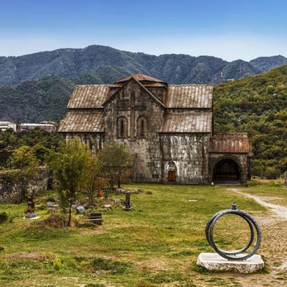 Circuit en Arménie : Trekking et Patrimoine en Arménie et Géorgie