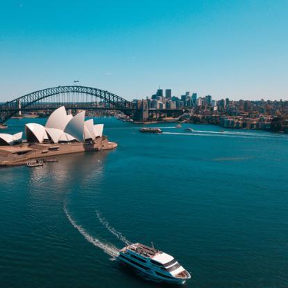 Voyage en Australie - La Grande Traversée...