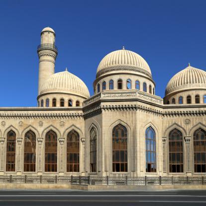 Voyage en Azerbaïdjan: Voyage au Caucase