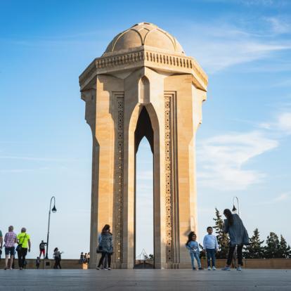 Circuit en Azerbaïdjan: Voyage au Caucase
