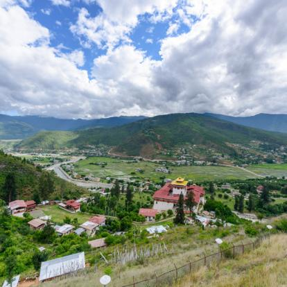 Voyage au Bhoutan : Entre Népal et Bhoutan