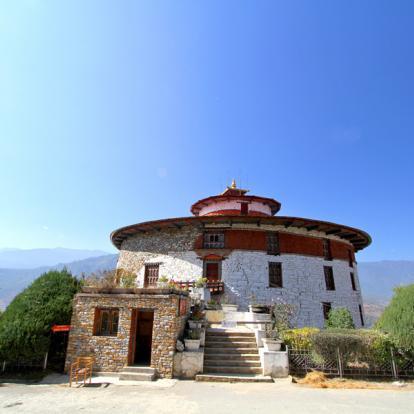 Circuit au Bhoutan : Entre Népal et Bhoutan