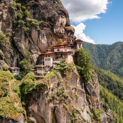 Voyage au Bhoutan : Entre Sikkim et Bhoutan