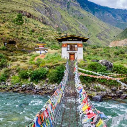 Circuit au Bhoutan : Jhomolhari, Trek au Pied de L'Himalaya