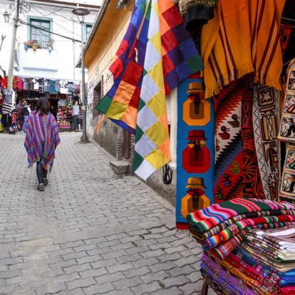 Circuit en Bolivie - Découverte des Andes et de l'Altiplano