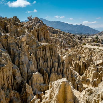 Circuit en Bolivie : Entre montagnes et désert, sur les sentiers de la Bolivie