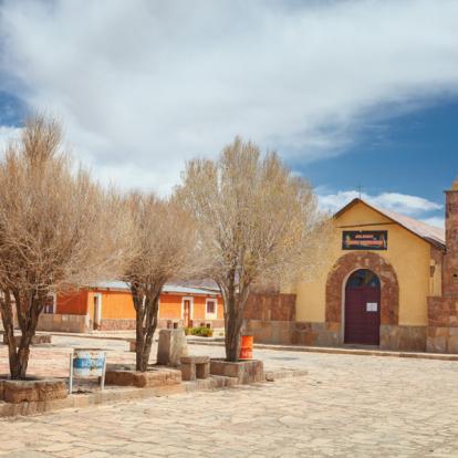 Voyage en Bolivie - Entre Montagnes et Désert, sur les Sentiers de la Bolivie