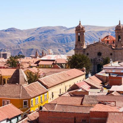 Circuit en Bolivie : Les Incontournables en Bolivie