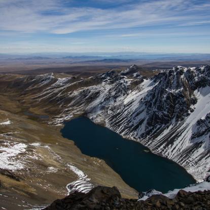 Voyage en Bolivie :- Triathlon Andin