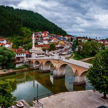 Voyage en Bosnie : Dela Bosnie Centrale à l'Adriatique
