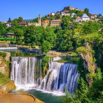 Circuit en Bosnie : Dela Bosnie Centrale à l'Adriatique