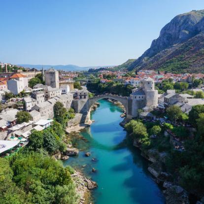 Voyage en Bosnie : Excursion a MOSTAR