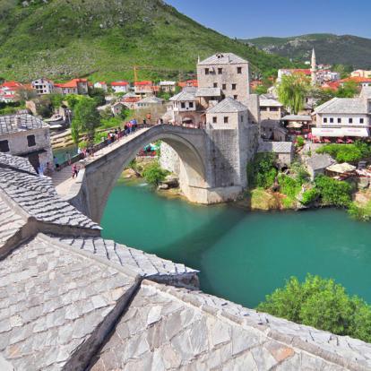 Circuit en Bosnie : Premiers pas en Bosnie-Herzégovine