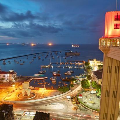 Circuit au Brésil - Bahia, Bahia