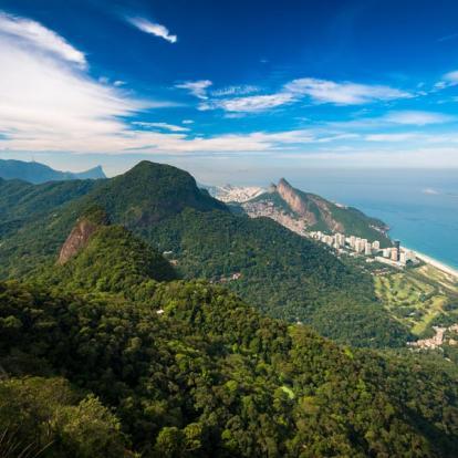 Circuit au Brésil : Le Brésil en Famille