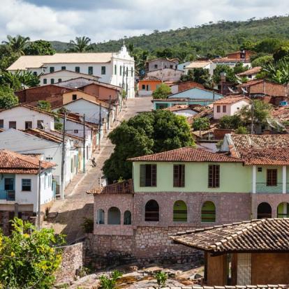 Voyage au Brésil - Le Paradis Vert