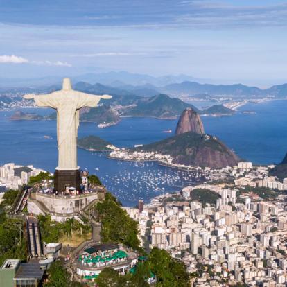 Voyage au Brésil - Merveilles Naturelles du Brésil