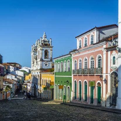 Circuit au Brésil - Surprenant Nordeste