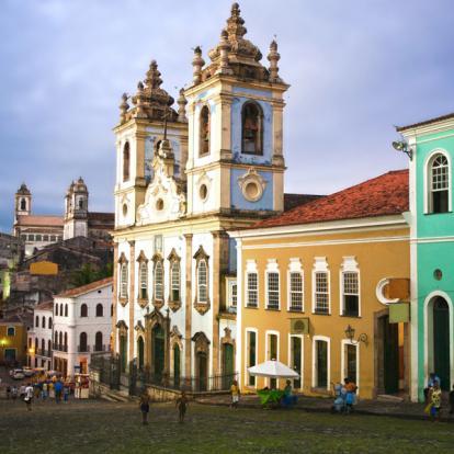 Voyage au Brésil - Surprenant Nordeste