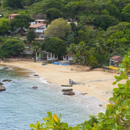 Circuit au Brésil - Le Trek du Pêcheur