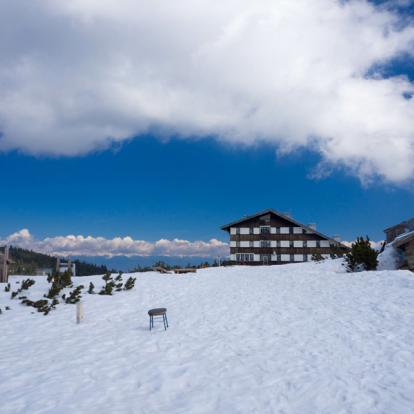 Circuit en Bulgarie : Le Rila et le Pirin sous la neige