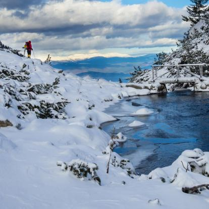Circuit en Bulgarie :Le Rila et le Pirin sous la neige