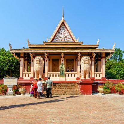 Circuit au Cambodge : Le Cambodge en Famille