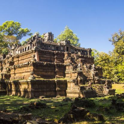 Circuit au Cambodge - Le Cambodge en Famille