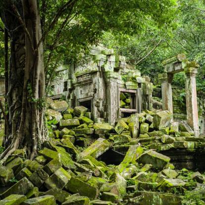 Circuit au Cambodge : Mékong et Immersion au Cambodge
