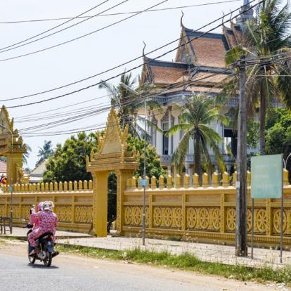 Circuit au Cambodge Mékong et Immersion au Cambodge