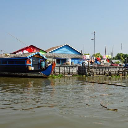 Circuit au Cambodge - Mékong et Immersion au Cambodge