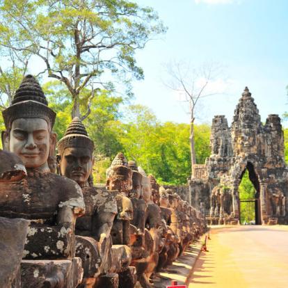 Voyage au Cambodge : Mékong et Immersion au Cambodge
