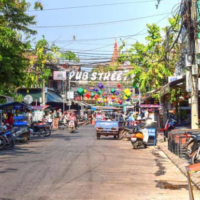 Voyage au Cambodge : Randonnée au Cambodge