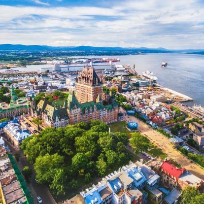 Voyage au Québec : L'Aventure Au Québec En Hydravion