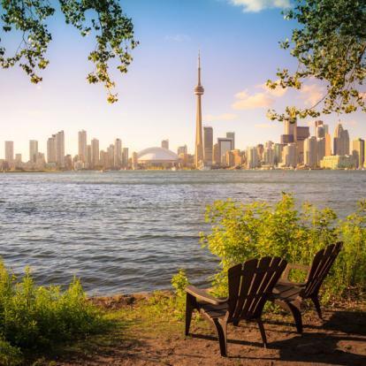 Voyage au Canada : L'Express Des Maritimes