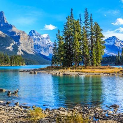 Voyage au Canada : Les Grands Parcs De L'Ouest