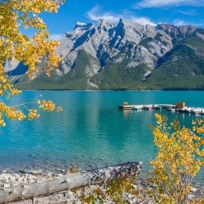 Circuit au Canada : Les Grands Parcs De L'Ouest