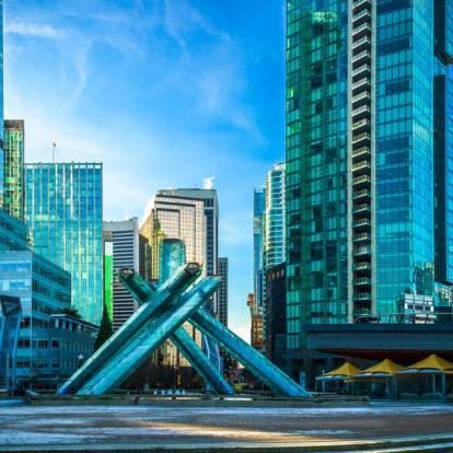 Circuit au Canada : Les Perles De L'Ouest