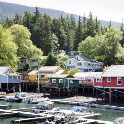 Lune de Miel au Canada : Noces d'Aventures dans l'Ouest