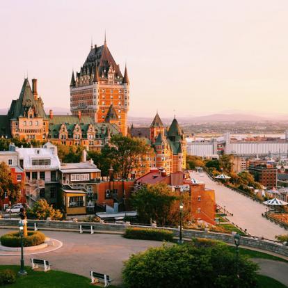 Voyage au Canada : Ô Canada