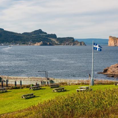 Circuit au Canada : Le Québec Et La Gaspésie En Chalets