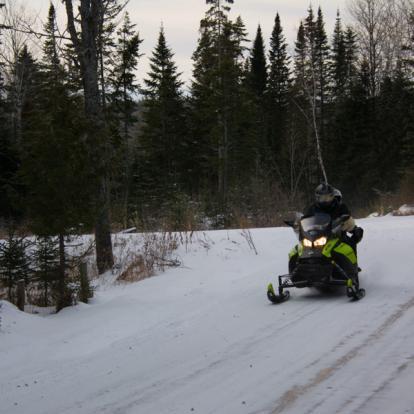 Circuit au Canada : Semaine Motoneige