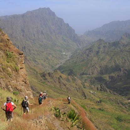 Trek au Cap Vert : Randonnées et nuits chez l'habitant