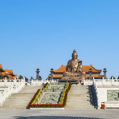 Circuit en Chine : Capitales Millénaires et Métropoles Animées