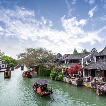 Circuit en Chine : Contraste de la Chine