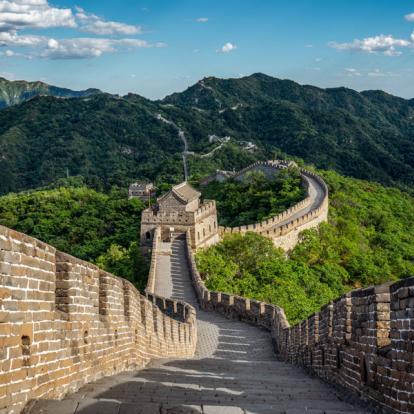 Voyage en Chine : Contraste de la Chine