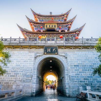 Voyage en Chine : Yunnan et Vallée de la Rivière Nujiang